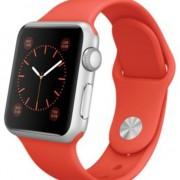 Apple Watch Sport 38mm oranje