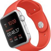 Apple Watch Sport 38mm oranje-2
