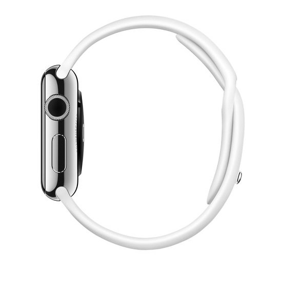 Apple Watch Sport 38mm stainless steel