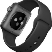 Apple Watch Sport 38mm zwart-3