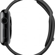 Apple Watch Sport 38mm zwart stainless steel-1