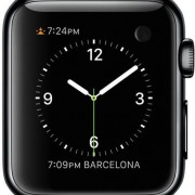 Apple Watch Sport 38mm zwart stainless steel-4