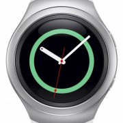Samsung Gear S2 smartwatch wit